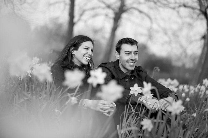 Couple's Portrait Photographer in North London