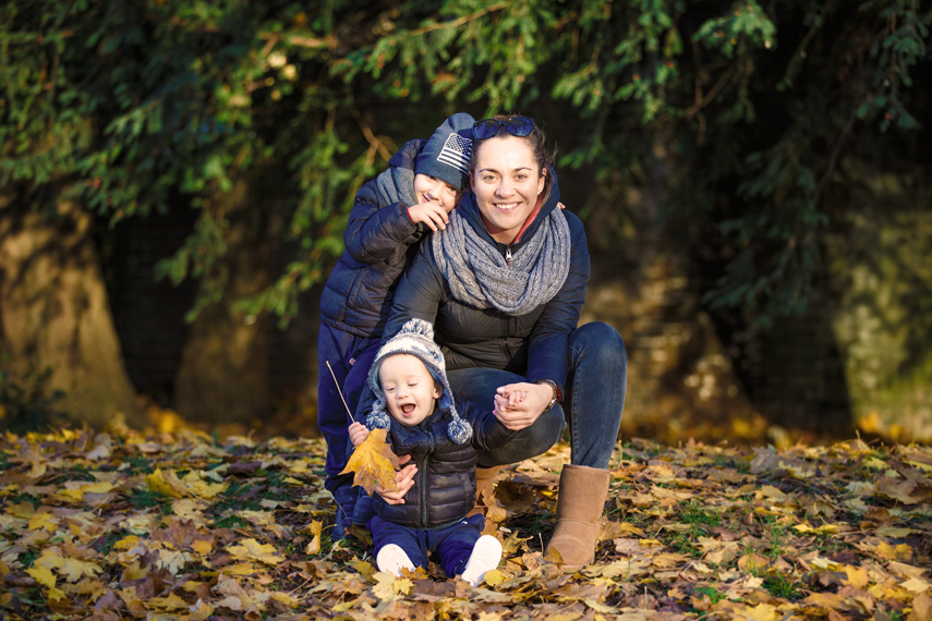 Family Portrait Photographer in North London