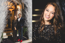 London wedding photographer for engagement party at Dukes Hotel Mayfair