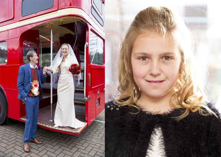 reportage style wedding photography in London