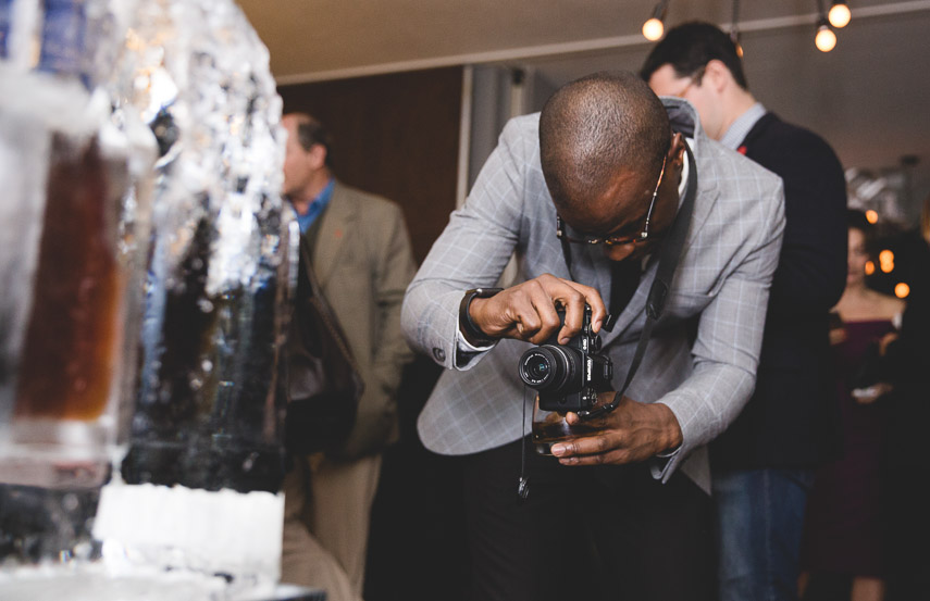 Photographer for new product launch party