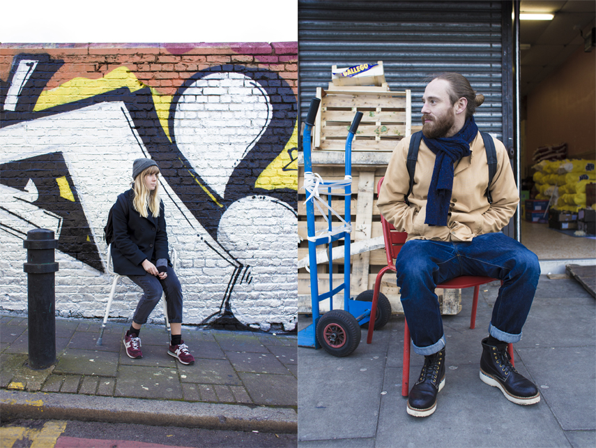 location portraits in London